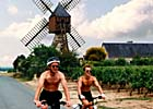 Biking is an ideal way to see an area such as France's Loire Valley